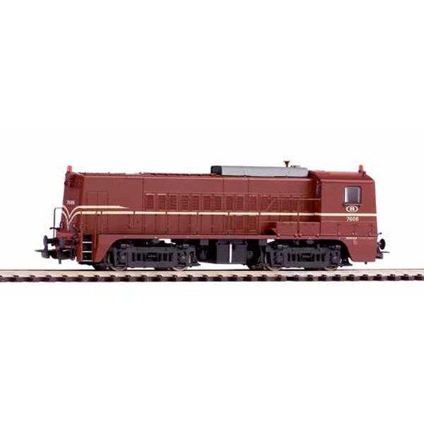 Loco Diesel 7608 AC