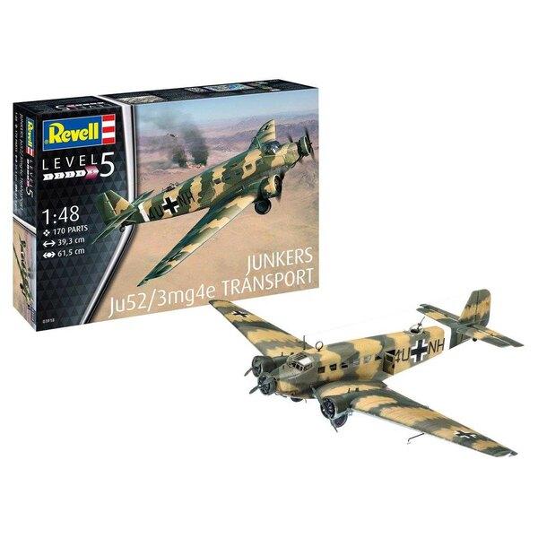 Junkers Ju-52 / 3M Transport
