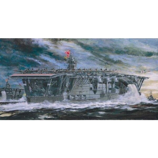 Porte avion japonais Akagi 1941