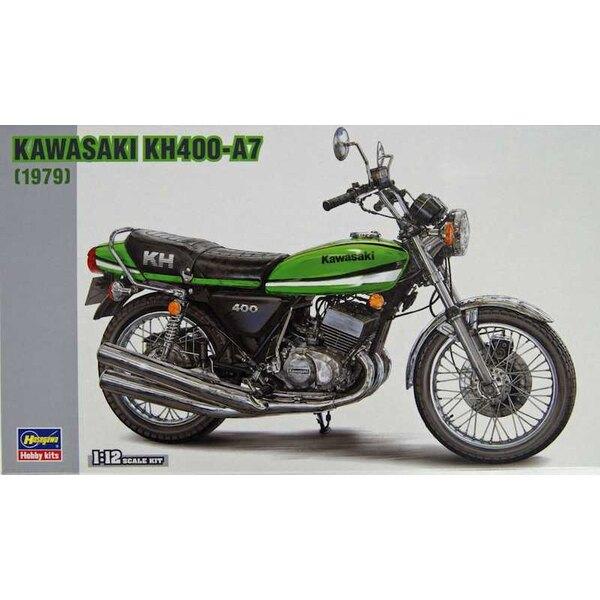 Kawasaki KH400-A7
