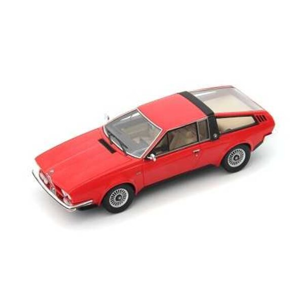 BMW 528GT COUPE FRUA 1976 ROUGE