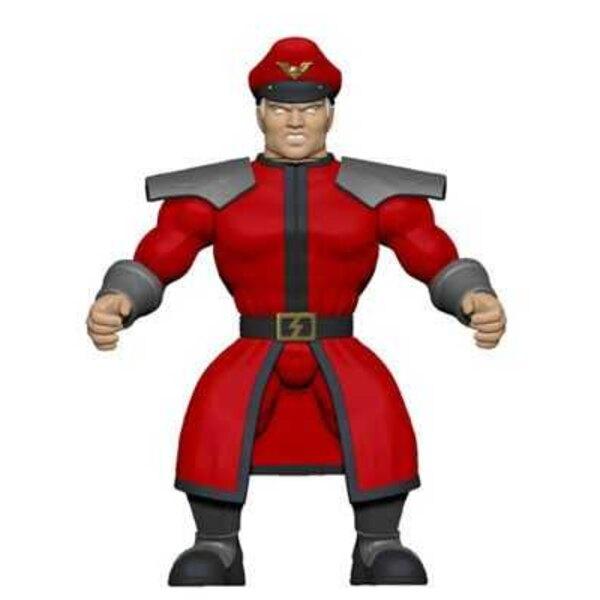 Street Fighter figurine Savage World M. Bison 10 cm