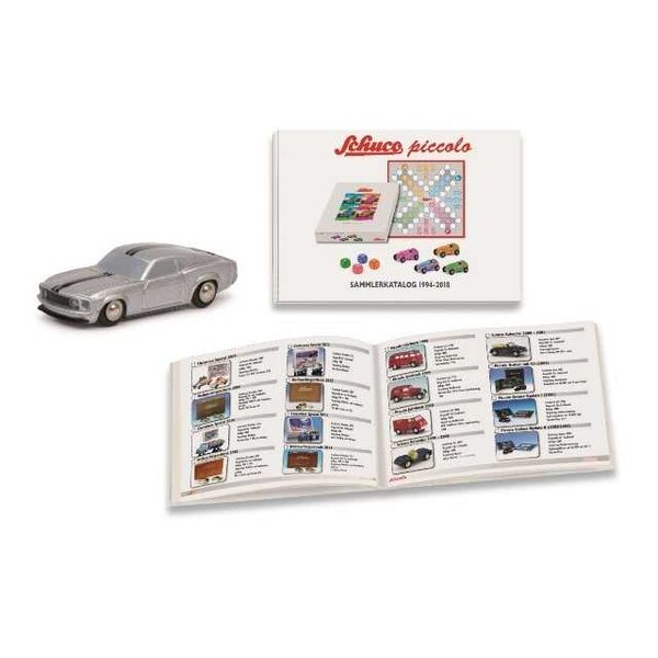 FORD MUSTANG AVEC CATALOGUE 1994- 2018