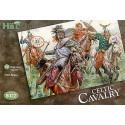 Cavalerie celtique. 12 cavaliers celtes montés.