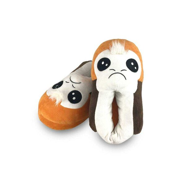 Star Wars chaussons femme Porgs