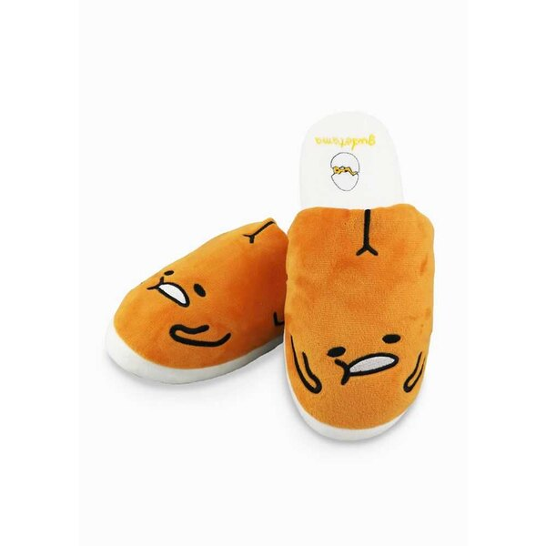 Gudetama, the Lazy Egg chaussons femme Bottoms Up