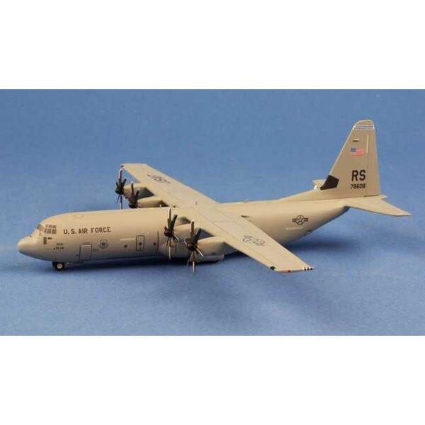 US Air Force C-130J-30 Hercules 37th Airlift