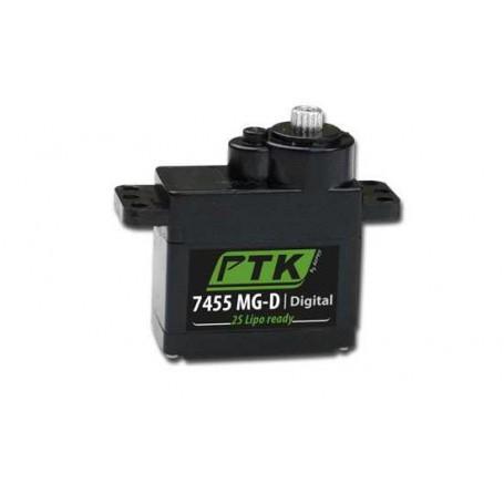 Pro-Tronik Micro Servo Digital 7455 MG-D