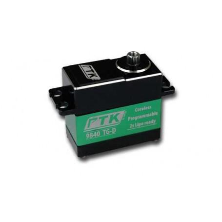 PTK Servo Standard Numérique Coreless 9840 TG-D