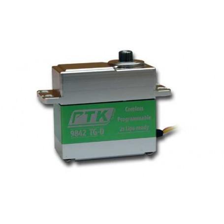 PTK Servo Standard Digital Coreless 9842 TG-D