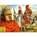 commandement romaine - guerres puniques