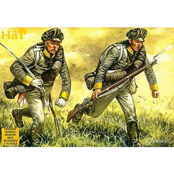 Prussian Reserve Infantry