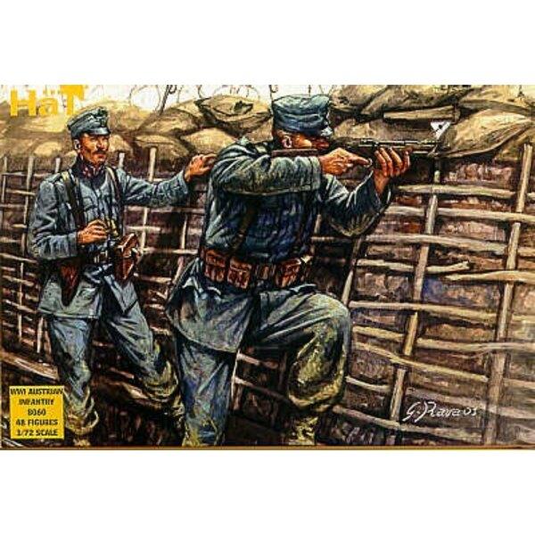 WWI Austrian Infantry