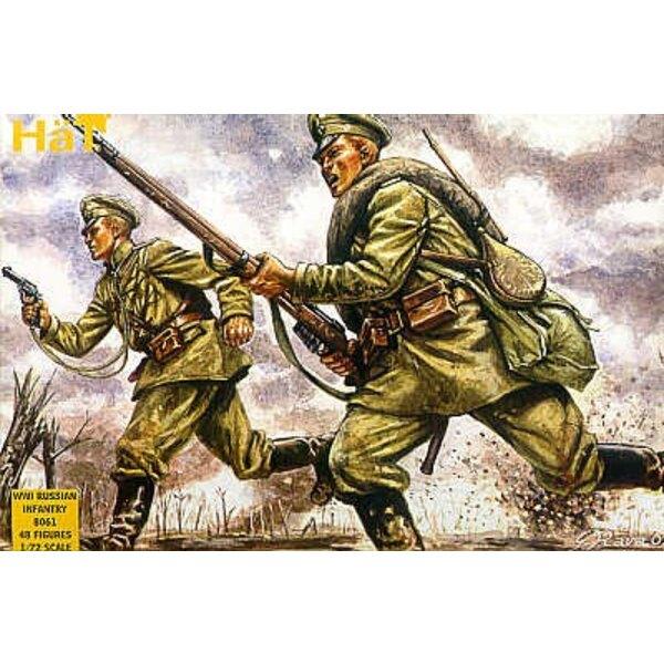 Infanterie russe de la 1ère GM