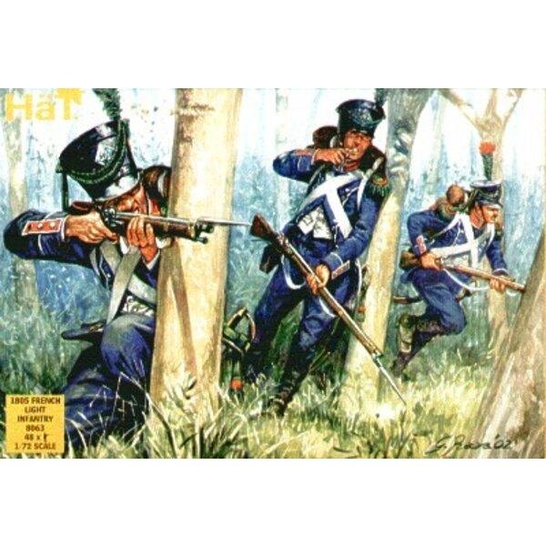 infanterie légère française 1805