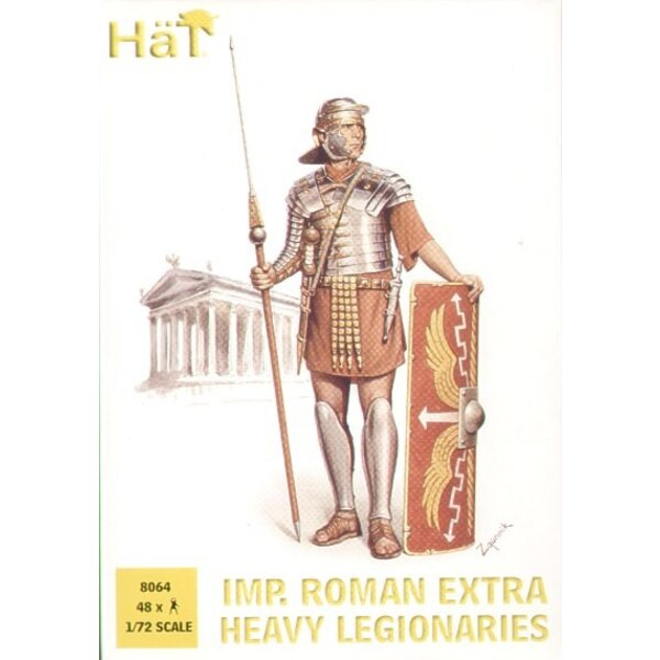 Légionnaires Lourds romains