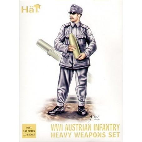 Infanterie autrichienne de la 1ère GM