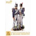 Milice des Pays-Bas et infanterie belge HAT Industrie HAT8096