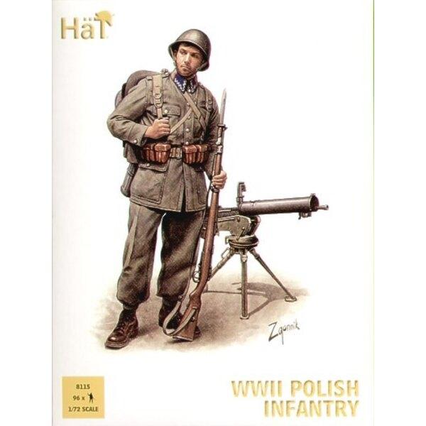 Infanterie polonaise de la 2ème GM