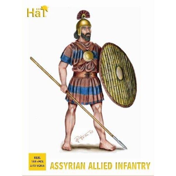 Infanterie Alliée/Auxiliaire assyrienne