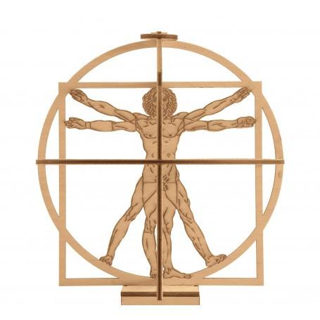 L'Homme de Vitruve (500 ans LdV) Revell RV00519