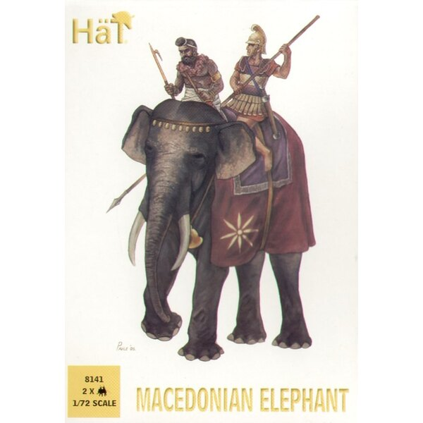 Elephant macédonien