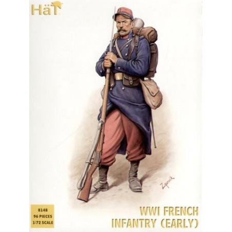 Infanterie française de la 1ère GM 1914
