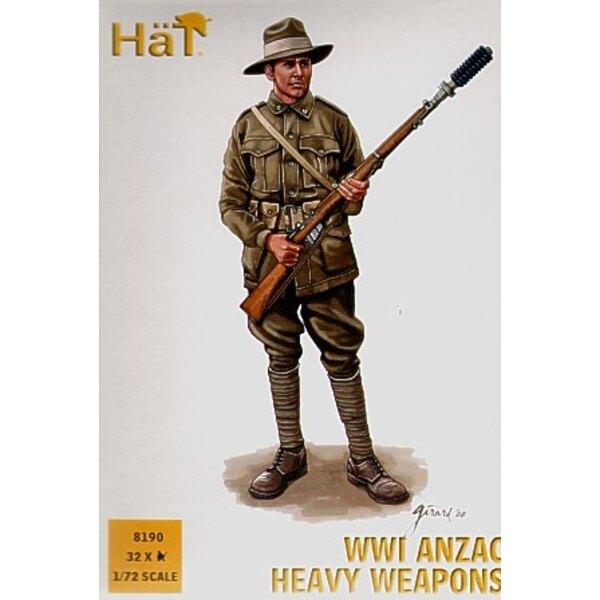 Armes Lourdes ANZAC