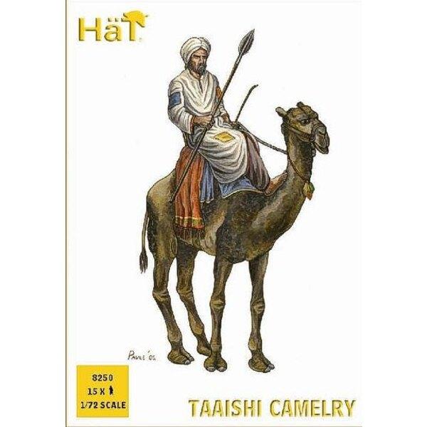 Chameaux de Taaishi. 12 chameaux plus les figurines par boîte