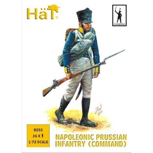 Commandement d'Infanterie prussienne (période napoléonienne)
