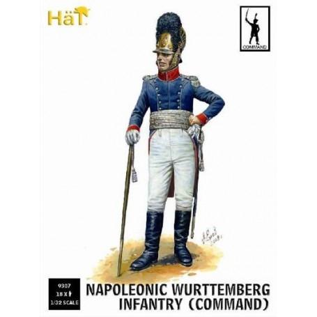 Commandement de Wurttemberg. 18 figurines par boîte