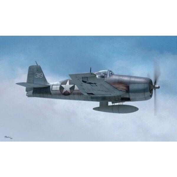 Grumman F6F-3N Hellcat