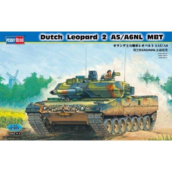 Leopard 2 A5/A6NL Char de bataille néerlandais