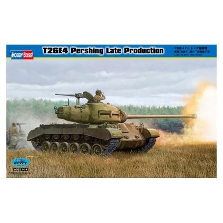 T26E4 Pershing production tardive