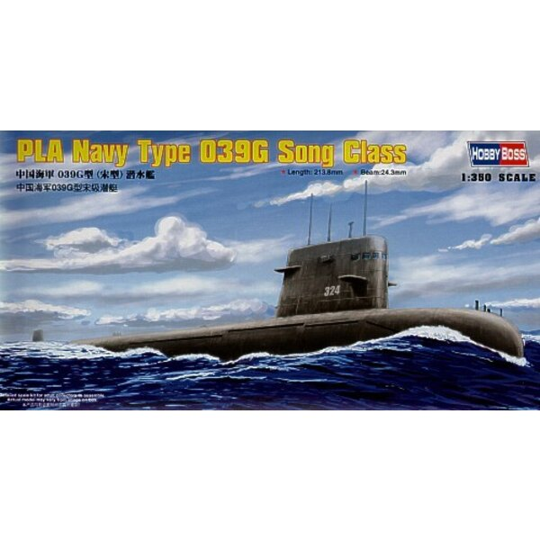 Sous marin chinois Type 039 de classe Song