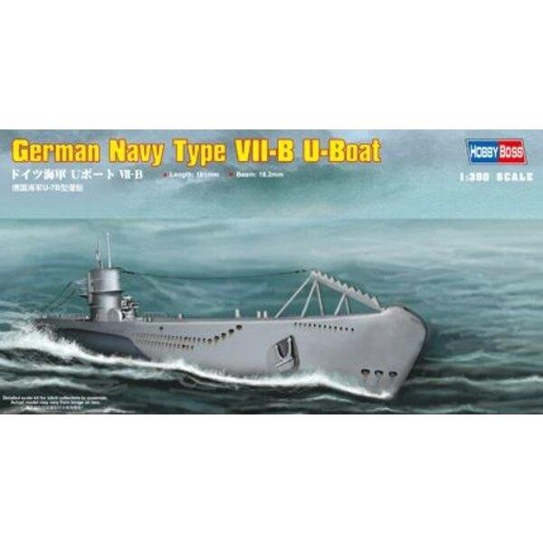 Deutsche Kriegsmarine Type VIIB U-Boot