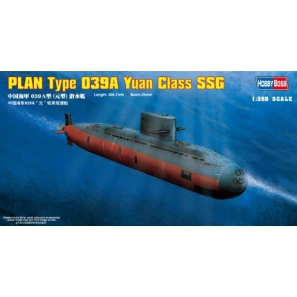 Sous marin chinois Type 039A de classe Yuan