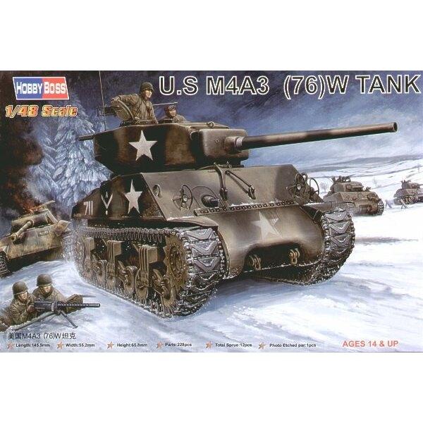 Char US M4A3 76 (W)