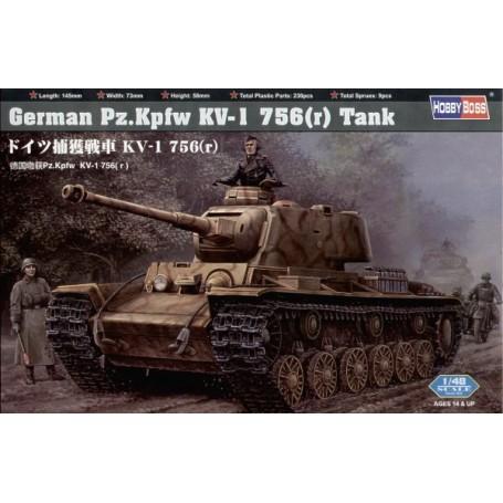 Pz.Kpfw KV-1 756(r)