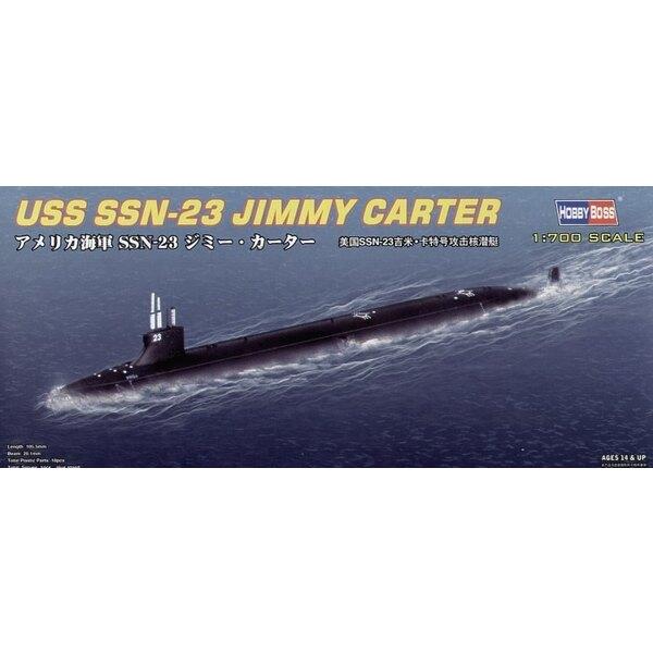 USS Jimmy Carter SSN-3 (sous-marin)