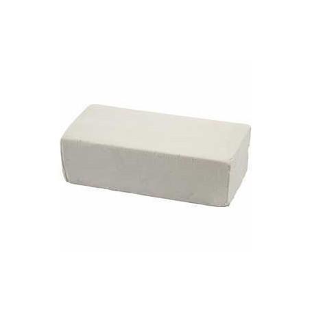 Pâte à modeler douce, dim. 13x6x4 cm, blanc, 500gr CC Hobby CCH-78681
