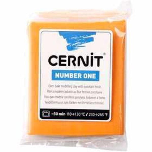 Cernit, orange (752), 56gr