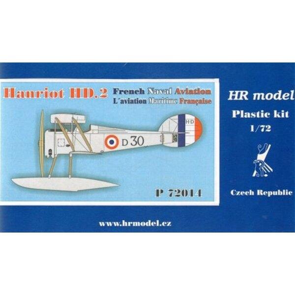 Hanriot HD.1. Décalques France