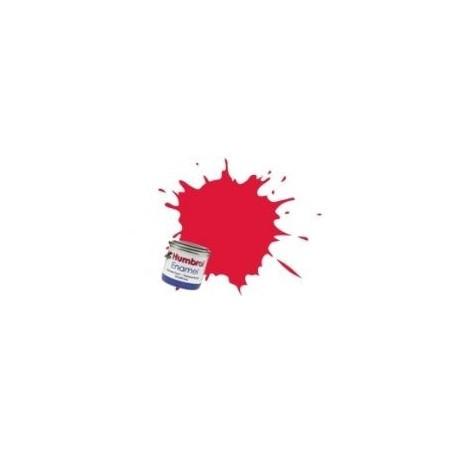 RAL3000 Rouge brillant (Bright Red) - brillant Humbrol HU019