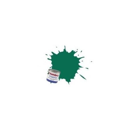 Vert foncé (Dark Green) - Mat Humbrol HU030