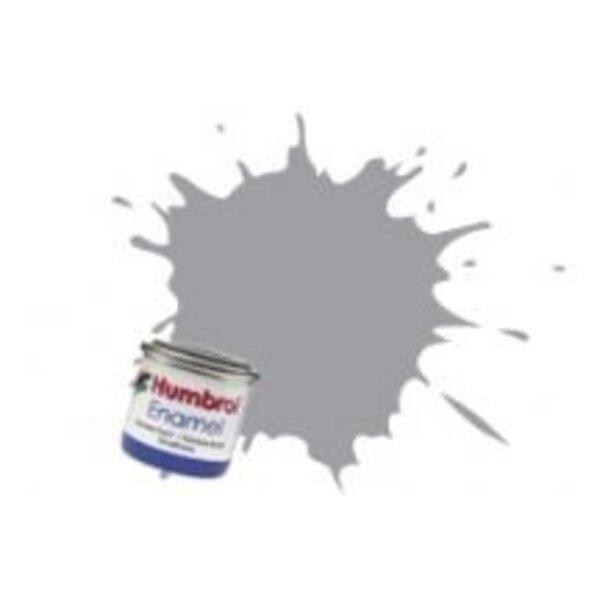 Gris pálido brillante barniz (Pale Grey enamel - gloss)