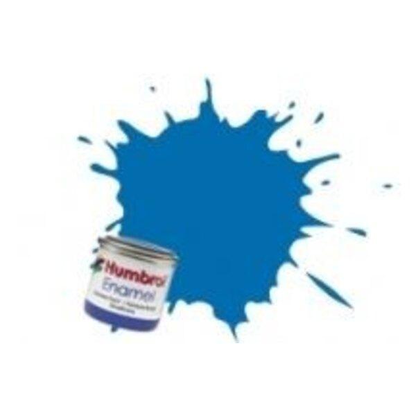 Azul baltic barniz (Baltic Blue enamel)