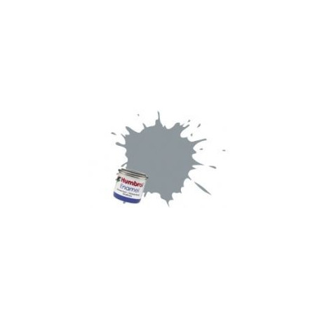 Gris clair (Light Grey) - Mat Humbrol HU064