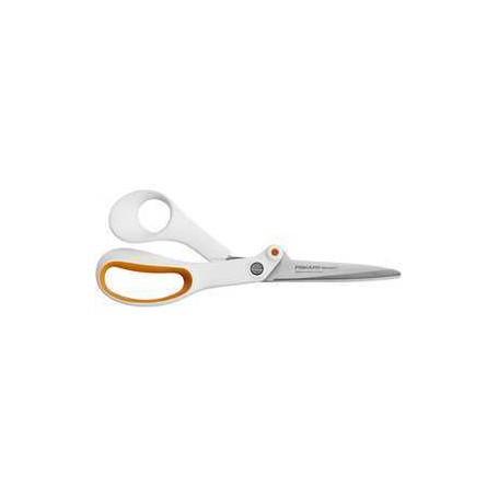 Fiskars Premium Tissu RazorEdge Couture Ciseaux Soft 21 cm