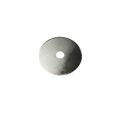 Lame rotative, d: 45 mm, diamètre intérieur 9 mm, Coupe droite, 1pièce Fiskars CCH-9531